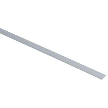 Profiel plat aluminium 15x2mm 100cm