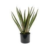 Kunstplant Aloe 50 cm in pot