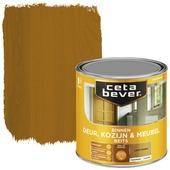 Cetabever binnenbeits deur, kozijn en meubel transparant licht eiken zijdeglans 250 ml