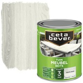 Cetabever tuinmeubelbeits transparant white wash zijdeglans 750 ml