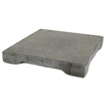 Draintegel Beton Grijs 30x30 cm - Per Tegel / 0,09 m2