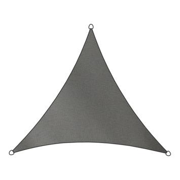 Livin' outdoor schaduwdoek poly driehoek 3.6m antra