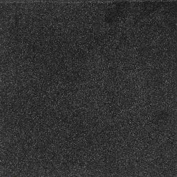 Tapijt kamerbreed Milton Zwart
