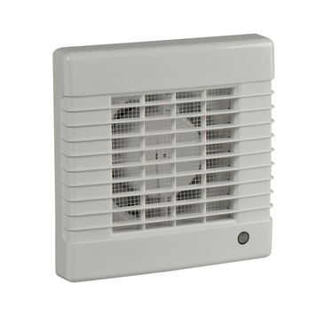 IVC Air Standaard inbouwventilator wit 100 mm kopen ...