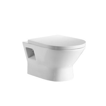Atlantic Norfolk WC pack zonder spoelrand