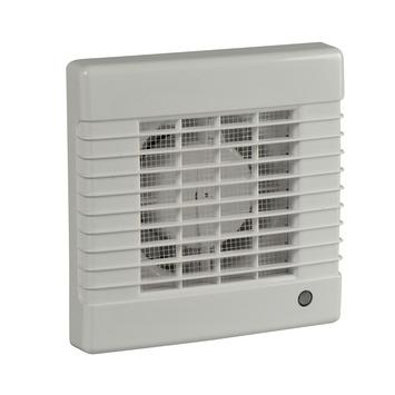 IVC Air Standaard inbouwventilator wit 125 mm