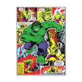 Canvas Hulk 70x50 cm