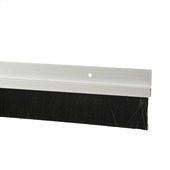 IVC Air tochtstrip borstel aluminium 210 cm