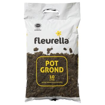 Fleurella potgrond 10 liter