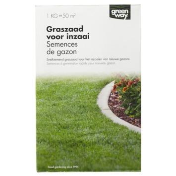 Greenway graszaad aanleg 1kg