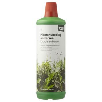 Greenway plantenvoeding