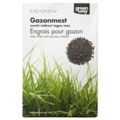 Greenway gazonmest moswerend 4kg