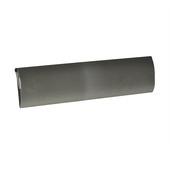IVC Air brievenbusklep blind aluminium zilver