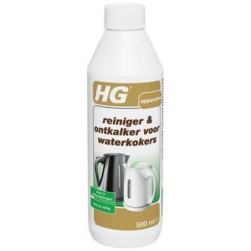 HG waterkokerreiniger en -ontkalker 500 ml