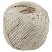 Ledent touw sisal S3 wit Ø3 mm / 150 m