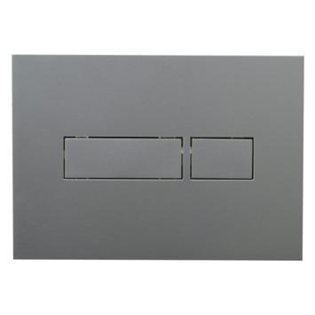 Plieger Flair bedieningspaneel mat chroom