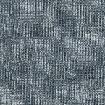 Vliesbehang stof zara blauw (dessin 105146)