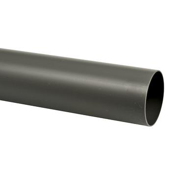 Martens PVC Regenpijp Grijs Ø80 mm 4 Meter
