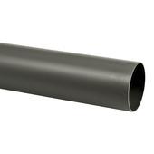 Martens PVC regenpijp grijs Ø80 mm lengte 4 meter
