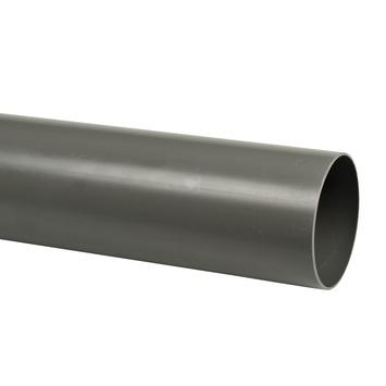 Martens PVC Regenpijp Grijs Ø100 mm 4 Meter