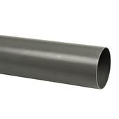 Martens PVC regenpijp grijs Ø100 mm lengte 4 meter
