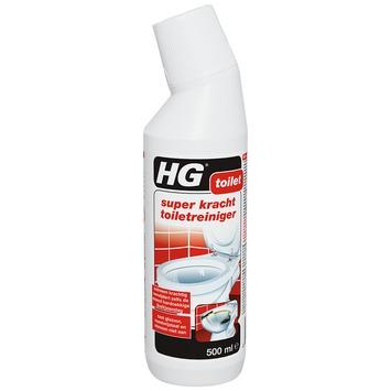 HG toiletgel extra sterk 500 ml