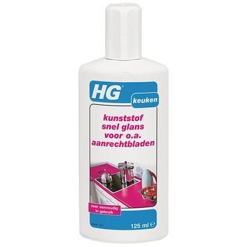 HG kunststof aanrechtbladbeschermer 125 ml