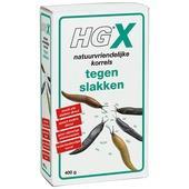 HG X natuurvriendelijke korrels tegen slakken 400gr