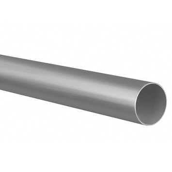 Martens PVC regenpijp grijs Ø80 mm lengte 2 meter