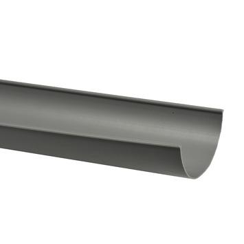 Martens mastgoot grijs 100 mm x 4 m