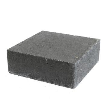 Trommelsteen Beton Plano Antraciet 21x21x7 cm - 162 Stuks / 6,48 m2