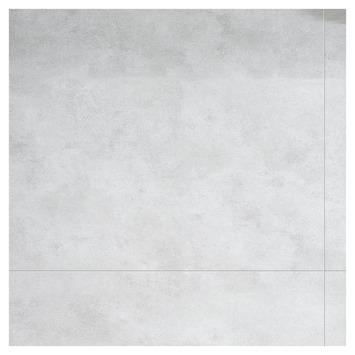 Dumawall+ wandtegel kunststof Cloudy white 1,95m² 37,5x65cm 8 stuks