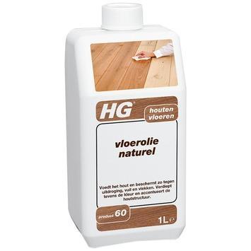 HG vloerolie parket 1l naturel