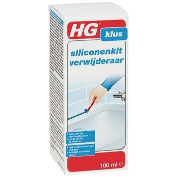 HG siliconenkit verwijderaar 100 ml