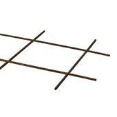 Betongaas 93x25 cm bruin