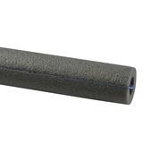 Buisisolatie voor 15 mm buis, lengte 100 cm met plakstrip