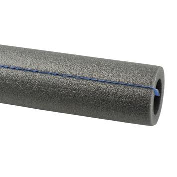 Buisisolatie voor 28 mm buis, lengte 100 cm met plakstrip