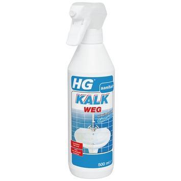 HG kalkweg schuimspray 500ml