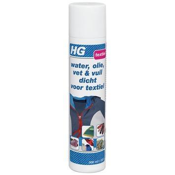 HG water, olie, vet & vuil dicht voor textiel 300ml