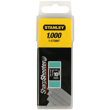Stanley nieten 10mm type CT 1000 st