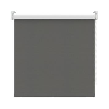 KARWEI rolgordijn verduisterend antraciet (3664) 90 x 190 cm