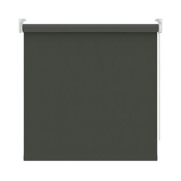 KARWEI rolgordijn verduisterend antraciet (5804) 210 x 190 cm (bxh)
