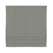 KARWEI vouwgordijn verduisterend grijs (2204) 160 x 180 cm