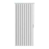 KARWEI lamellen stof wit (5700) 150 x 180 cm (bxh)