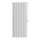 KARWEI lamellen stof wit (5700) 200 x 180 cm (bxh)