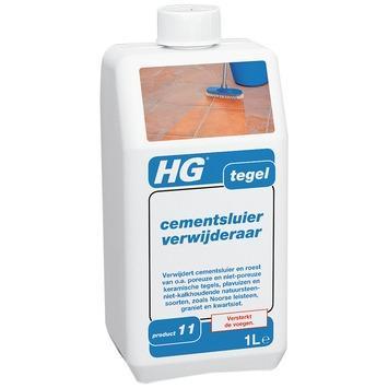 HG tegel cementsluierverwijderaar 1 liter