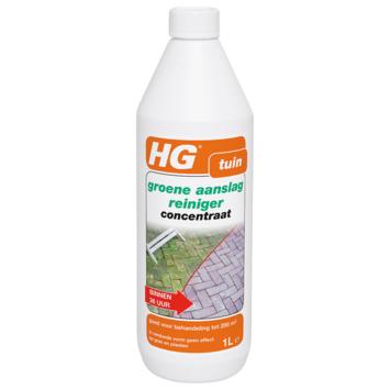HG groene aanslagreiniger 1 liter