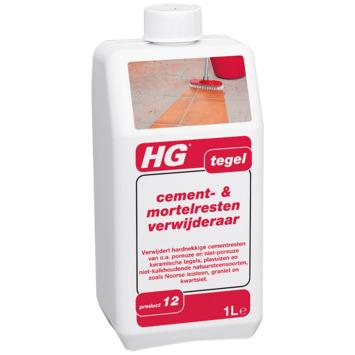 HG cement- en mortelrestenverwijderaar 1l
