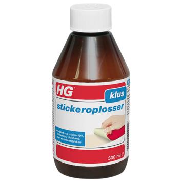 HG stickeroplosser 300ml
