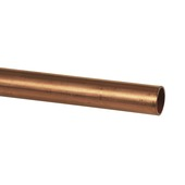 Buis roodkoper 15 mm x 1 m